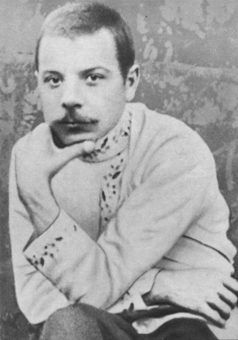 Климент Ворошилов в молодости. / Фото: www.lkprf.ru
